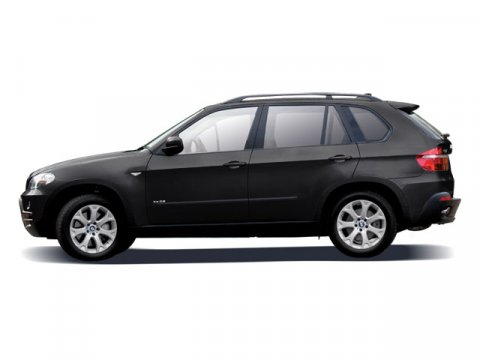 2009 BMW X5 30i Jet Black V6 30L Automatic 65545 miles  All Wheel Drive  Power Steering  4-
