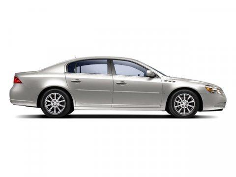 2009 Buick Lucerne Quicksilver Metallic V6 39L Automatic 77995 miles  Multi-Zone AC  Univer