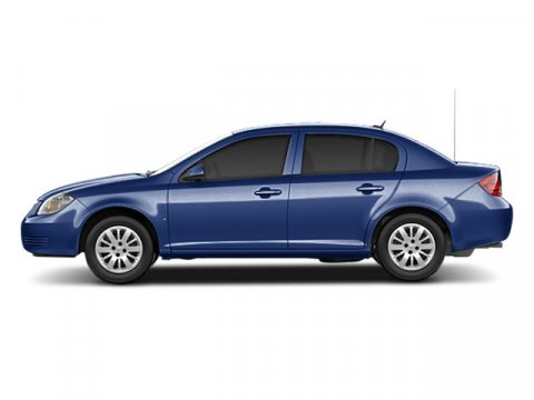 2009 Chevrolet Cobalt Imperial Blue Metallic V4 22L Automatic 83237 miles  Front Wheel Drive