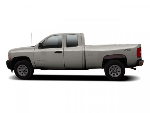 2009 Chevrolet Silverado 1500 LT Graystone Metallic V8  Automatic 42118 miles  Four Wheel Drive