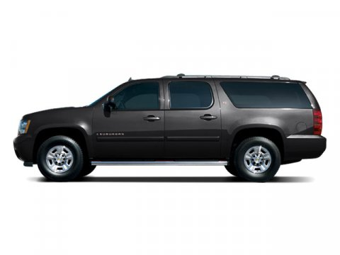 2009 Chevrolet Suburban LTZ Black V8 53L Automatic 99020 miles  Air Suspension  Four Wheel Dr