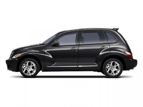 2009 Chrysler PT Cruiser Touring Brilliant Black Pearl V4 24L Automatic 60278 miles  Front Whe