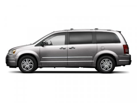 2009 Chrysler Town  Country Touring Bright Silver Metallic V6 38L Automatic 92902 miles Accid