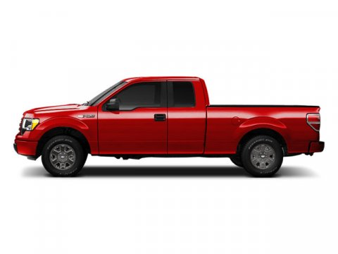 2009 Ford F-150 Red V8 46L Automatic 50669 miles ONE OWNER CARFAX BUY BACK GUARANTEE Rear Wh