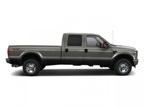 2009 Ford Super Duty F-350 Lariat Sterling Grey Metallic V8 64L  70702 miles  Security System