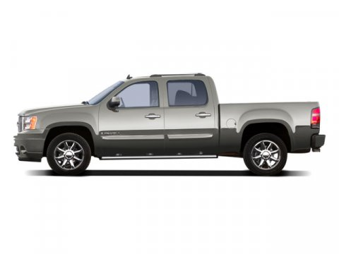 2009 GMC Sierra 1500 Denali Steel Gray Metallic V8 62l Automatic 46309 miles  Tow Hitch  Lock