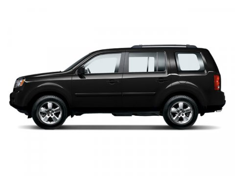 2009 Honda Pilot EX-L Formal Black V6 35L Automatic 51948 miles  LockingLimited Slip Differen