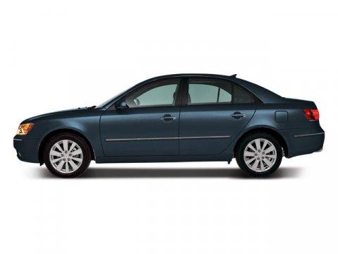 2009 Hyundai Sonata GLS Slate BlueGray V4 24L Automatic 88158 miles  Front Wheel Drive  Powe