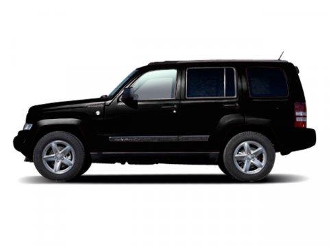 2009 Jeep Liberty Sport Brilliant Black Crystal V6 37L Automatic 87601 miles  Four Wheel Driv