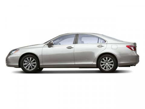2009 Lexus ES 350 4DR SDN Tungsten Pearl V6 35L Automatic 21823 miles  Keyless Start  Front W