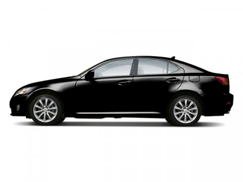 2009 Lexus IS 250 ObsidianBLACK V6 25L Automatic 48389 miles -New Arrival- -Low Mileage- LEATH