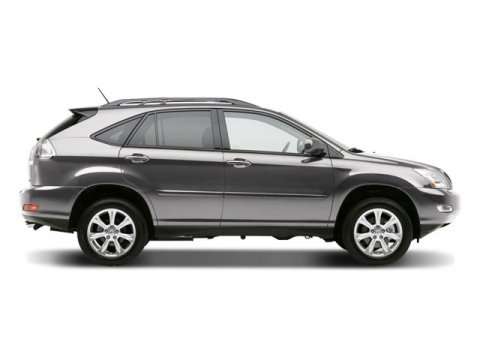 2009 Lexus RX 350 Classic Silver MetallicBLACK V6 35L Automatic 58678 miles Low miles with onl