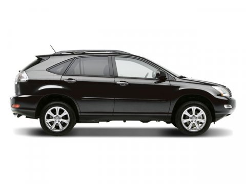 2009 Lexus RX 350 4DR FWD Smoky Granite Mica V6 35L Automatic 128353 miles  Front Wheel Drive