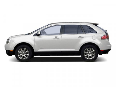 2009 Lincoln MKX White PlatinumCharcoal Black V6 35L Automatic 42953 miles VALUE PRICED INSPE