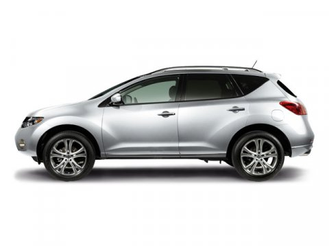 2009 Nissan Murano Brilliant SilverTITLE IN V6 35L Variable 81735 miles  Keyless Start  Fron