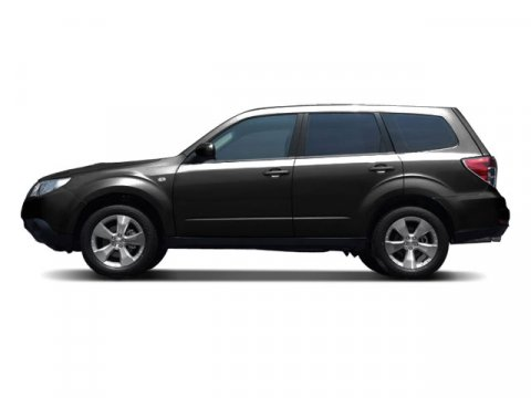 2009 Subaru Forester X Obsidian Black Pearl V4 25L Automatic 76836 miles  All Wheel Drive  Po
