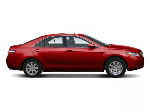 2009 Toyota Camry Hybrid Barcelona Red MetallicTAN V4 24L Variable 23445 miles  Front Wheel Dr