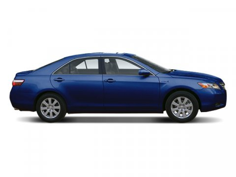 2009 Toyota Camry Hybrid Blue Ribbon MetallicOAK V4 24L Variable 79972 miles -CARFAX ONE OWNER