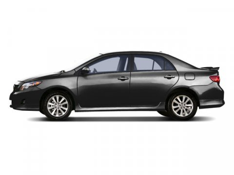 2009 Toyota Corolla Magnetic Gray MetallicNOT PD OFF V4 18L  105173 miles  Front Wheel Drive