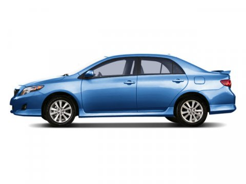 2009 Toyota Corolla Blue Streak MetallicGray V4 18L Automatic 137501 miles FREE CAR WASHES for