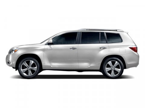 2009 Toyota Highlander Limited EXTRA VALUE PKG 7 Blizzard PearlSand beige V6 35L Automatic 62