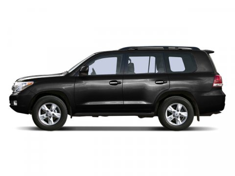2009 Toyota Land Cruiser BlackBLACK V8 57L Automatic 113256 miles  Four Wheel Drive  Tow Hoo