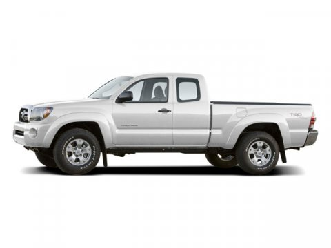2009 Toyota Tacoma PreRunner Super White V6 40L Automatic 102438 miles  LockingLimited Slip D