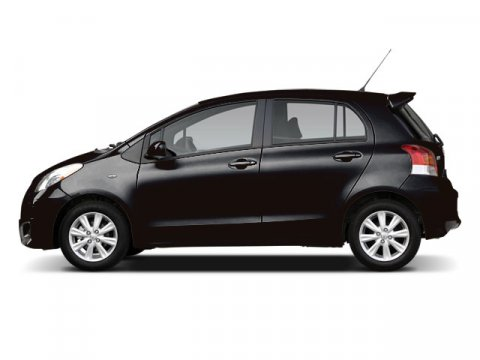 2009 Toyota Yaris Black Sand Pearl V4 15L Automatic 115403 miles  Front Wheel Drive  Power S