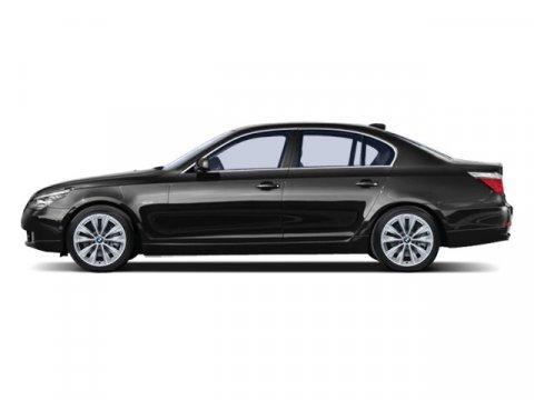 2010 BMW 5 Series 528i Jet Black V6 30L  61635 miles  Keyless Start  Rear Wheel Drive  Powe