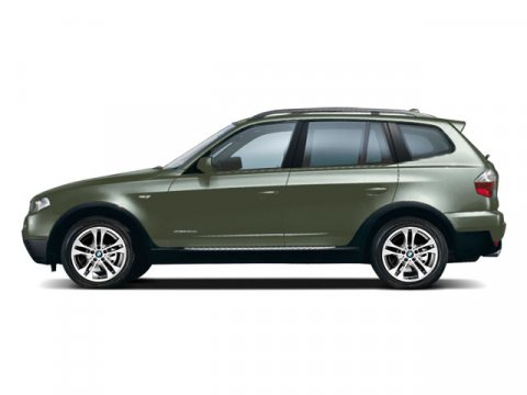 2010 BMW X3 xDrive30i Mineral Green MetallicTAN V6 30L Automatic 65427 miles Red lines it no