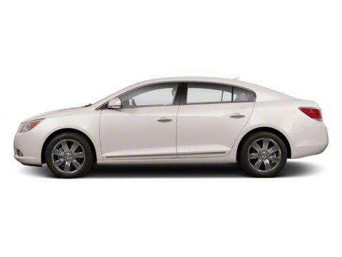 2010 Buick LaCrosse CXL White Diamond Tricoat V6 30L Automatic 14117 miles  Climate Control