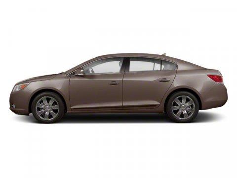 2010 Buick LaCrosse CXL Mocha Steel Metallic V6 30L Automatic 39828 miles  Climate Control  M
