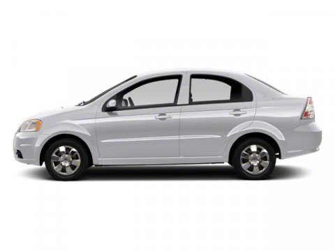 2010 Chevrolet Aveo LS Cosmic Silver V4 16L Manual 93316 miles  Front Wheel Drive  Power Ste