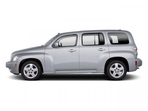 2010 Chevrolet HHR LT w2LT Silver Ice Metallic V4 24L Automatic 78775 miles  Front Wheel Dri