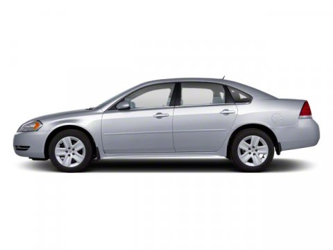 2010 Chevrolet Impala LT Silver Ice Metallic V6 35L Automatic 119965 miles  Front Wheel Drive