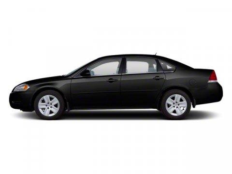 2010 Chevrolet Impala LT Black V6 35L Automatic 117435 miles MP3 Player KEYLESS ENTRY 29 MP
