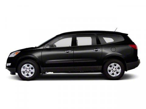2010 Chevrolet Traverse LT w1LT Black Granite Metallic V6 36L Automatic 73240 miles  Front W