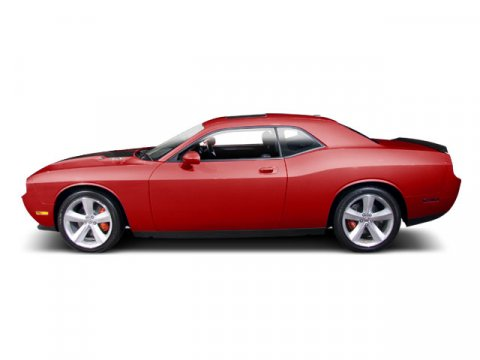 2010 Dodge Challenger C Inferno Red Crystal V8 57L Automatic 44563 miles  Rear Wheel Drive