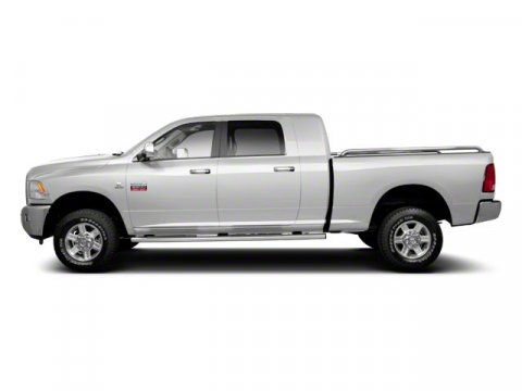 2010 Dodge Ram 2500 SLT Bright WhiteGray V6 67L Automatic 65953 miles From work to weekends t