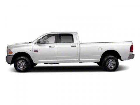2010 Dodge Ram 2500 Bright White V6 67L  51423 miles  LockingLimited Slip Differential  Four
