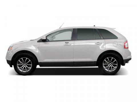 2010 Ford Edge Limited White Platinum Metallic Tri-Coat V6 35L Automatic 21398 miles Thank you