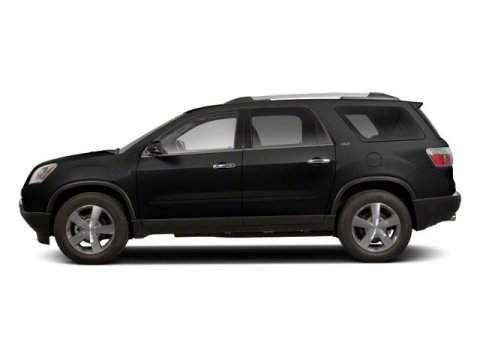 2010 GMC Acadia SLE Carbon Black Metallic V6 36L Automatic 98702 miles  All Wheel Drive  Powe