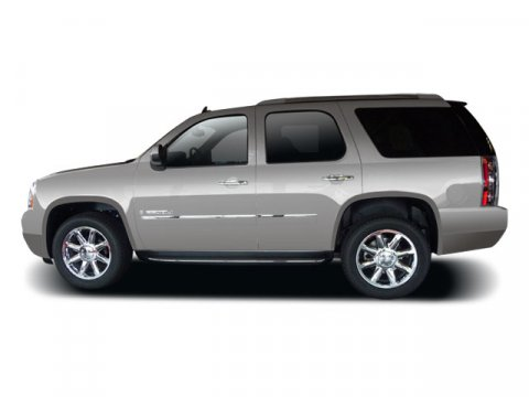 2010 GMC Yukon Denali Pure Silver Metallic V8 62L Automatic 116817 miles  Air Suspension  Loc