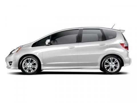 2010 Honda Fit Sport Taffeta WhiteBLACK V4 15L Automatic 61389 miles Price DOES include Dealer