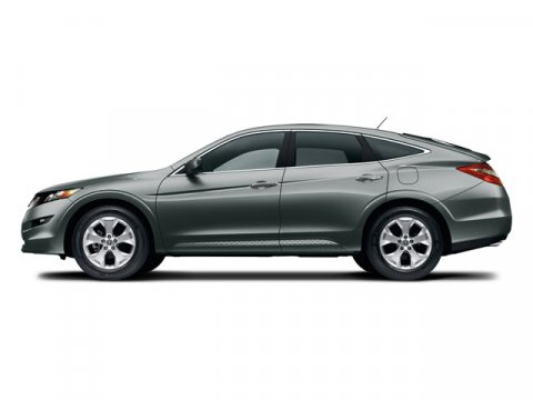 2010 Honda Accord Crosstour EX-L Opal Sage MetallicTAN V6 35L Automatic 55899 miles  Four Whee