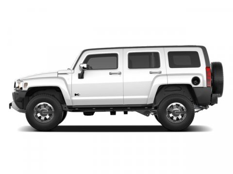 2010 HUMMER H3 SUV Luxury Birch White V5 37L Automatic 50512 miles Look at this 2010 HUMMER H3