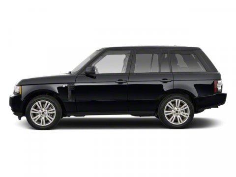 2010 Land Rover Range Rover HSE Santorini Black MetallicBLACK V8 50L Automatic 27553 miles  Ke