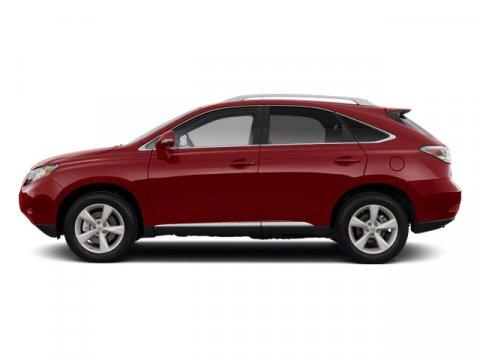 2010 Lexus RX 350 4DR FWD Matador Red Mica V6 35L Automatic 153713 miles  Front Wheel Drive