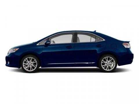 2010 Lexus HS 250h Premium Black Sapphire Pearl V4 24L Variable 60453 miles  Keyless Start