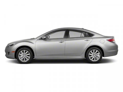 2010 Mazda Mazda6 i Sport Brilliant Silver MetallicTITLE IN V4 25L  86816 miles  Front Wheel